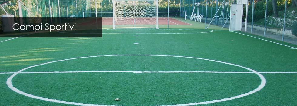 Campi Calcio A 11 Campi Sportivi